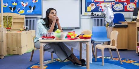 Change The Feelings - Workshop for School Teachers and Educators. tickets