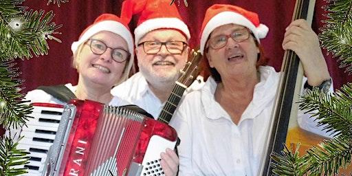 Weihnachtsliedersingen mit Rudis Dudel Rudel