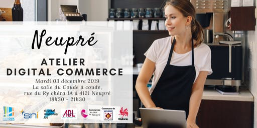 Neupré | Atelier Digital Commerce