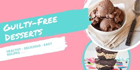 Guilty-Free Desserts Workshop tickets