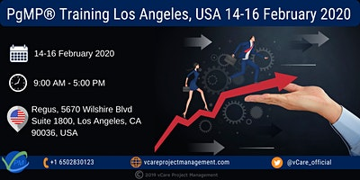 PgMP | Program Management Training | Los Angeles | February | 2020