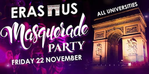 ★Erasmus Masquerade Party ★