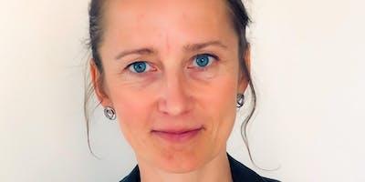 Katarina Chowra: Futurist & innovationsledare  @ SPARK Inspirationsmöten