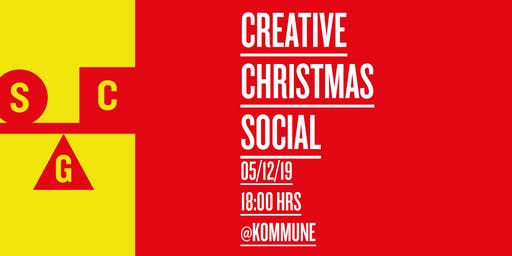 Sheffield Creative Guild Christmas Social