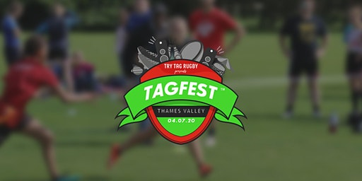 TagFest - Thames Valley