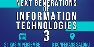 Next Generations of Information Technologies
