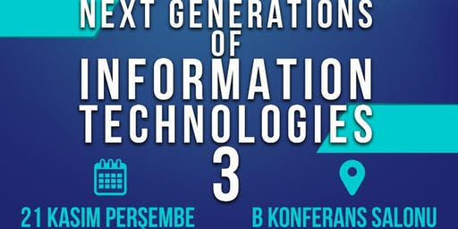Next Generations of Information Technologies