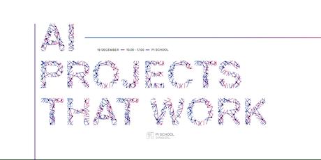 AI Projects that Work biglietti