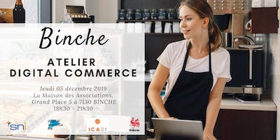 Binche | Atelier Digital Commerce