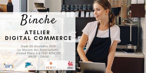 Binche | Atelier Digital Commerce