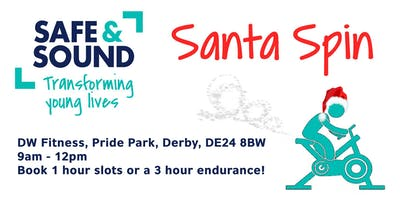 Safe and Sound Santa Spin