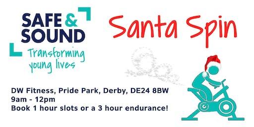 Safe and Sound Santa Spin