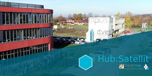 Hub:Satellit Digital Café #8: Digitale Leadgenerierung