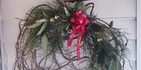 Dunedoo Christmas Wreath Making Workshop tickets