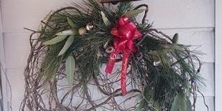 Dunedoo Christmas Wreath Making Workshop