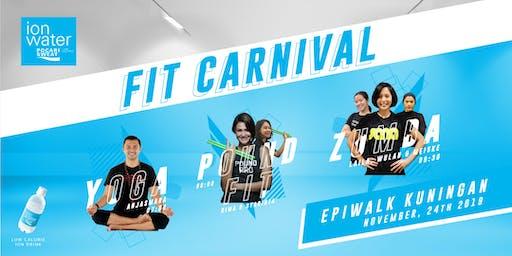Ion Water Fit-Carnival Jakarta