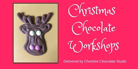 Christmas Chocolate Workshop for children and families Dec, Kelsall tickets