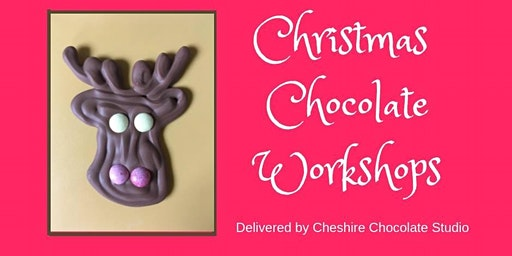 Christmas Chocolate Workshop for children and families Dec, Kelsall