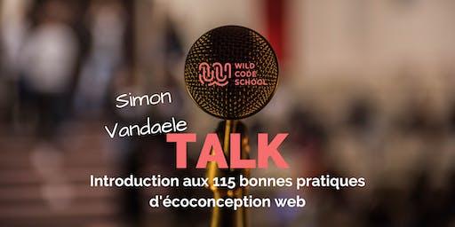 Wild Talk - Introduction aux 115 bonnes pratiques d'écoconception web