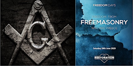Freedom From Freemasonry With Mike Preece  tickets