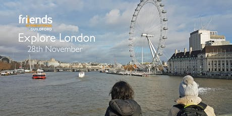 Day Trip to London tickets