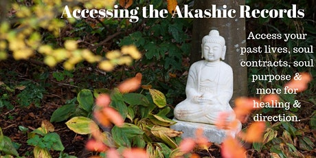 11th/12th July - Accessing & Working With the Akashic Records tickets