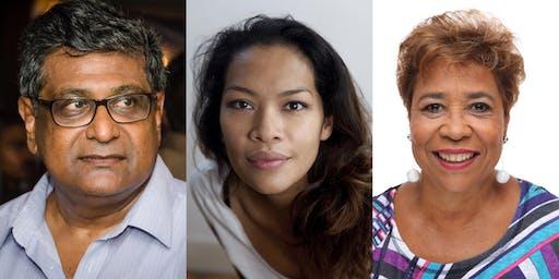 Writers Unlimited   Noraly Beyer, K.R. Sing en Karin Amatmoekrim