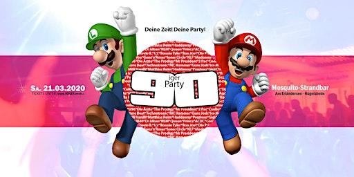 90iger Party am Erländersee