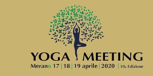 YOGA MEETING MERANO 2020