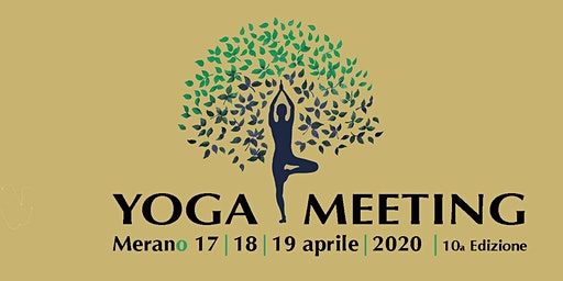 YOGA MEETING MERANO 2020
