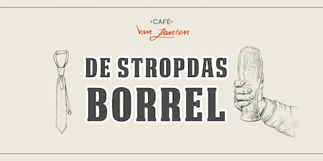 De Stropdasborrel! tickets