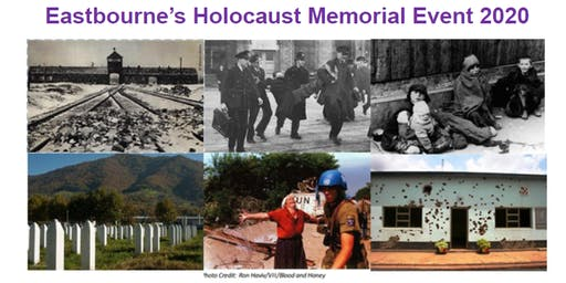 Eastbourne's Holocaust Memorial Event