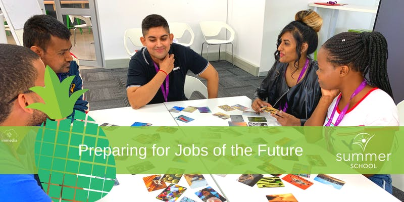 Summer School Open Night: Preparing for Jobs of the Future