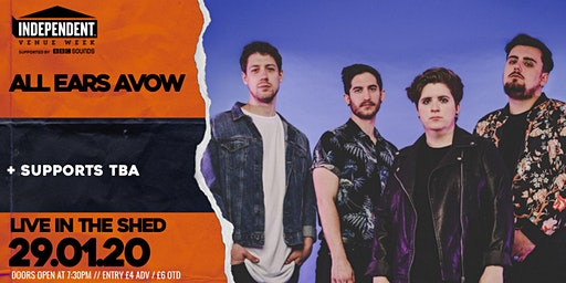 IVW: All Ears Avow // The Shed // 29.01.2020