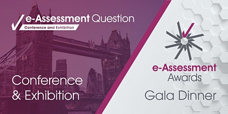 The 2020 International eAssessment Question Conference & Awards Dinner tickets