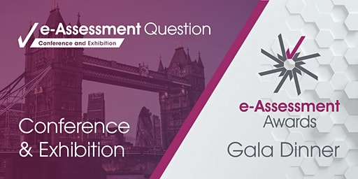 The 2020 International eAssessment Question Conference & Awards Dinner