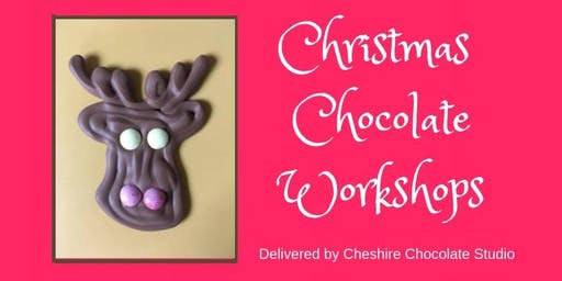 Christmas Chocolate Workshop for families/groups Kelsall