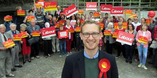 Darren Jones Campaign Launch
