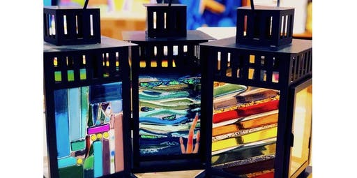 "Glass Fusing ""Lantern"" Workshop  (2020-01-17 starts at 5:30 PM)"