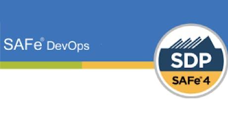 SAFe® DevOps 2 Days Training in Edmonton tickets