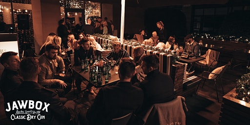 GUSTO NYE Winter Terrace Party With Jaw Box