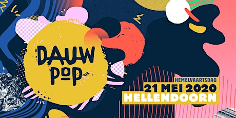 Dauwpop 2020 tickets