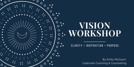 Vision Workshop tickets