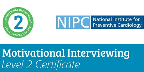 Motivational Interviewing Level 2 Certificate 19th & 20th March 2020 (Standard Rate) tickets