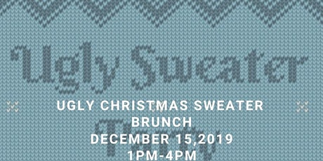 Ugly Christmas Sweater Brunch tickets