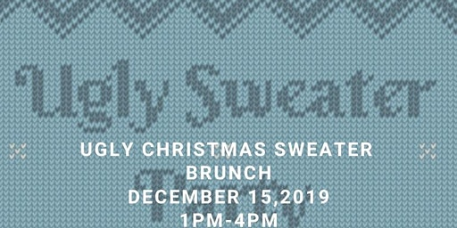 Ugly Christmas Sweater Brunch
