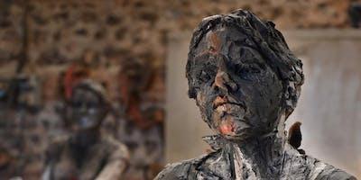 Sculpture : À l'enfant qui nous garde