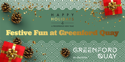 Festive Fun at Greenford Quay: Film Screenings- Registration