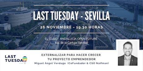 Last Tuesday - Sevilla #2 entradas