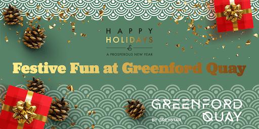 Festive Fun at Greenford Quay: Film Screenings